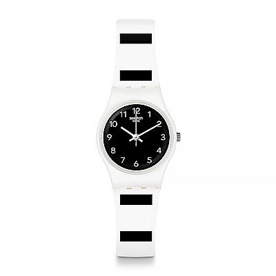 Swatch ZEBRETTE 斑馬王國手錶