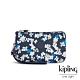 Kipling 清新手繪碎花多層配件包-CREATIVITY XL product thumbnail 1