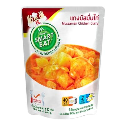(任選) Smart Eat 泰式道地風味 瑪斯曼咖哩雞即食包(料理包/方便/調理包/咖哩包)