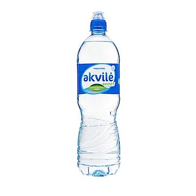 愛可麗Akvile 天然鹼性礦泉水(1000mlx12)