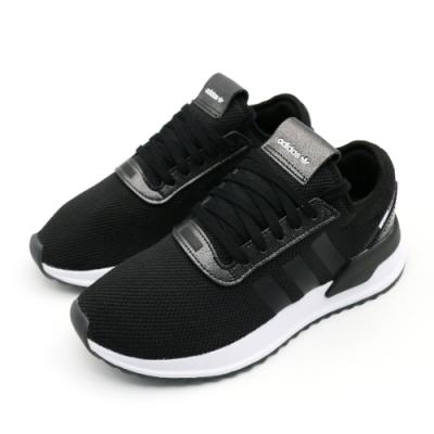 ADIDAS U_PATH X W 女 黑 休閒鞋