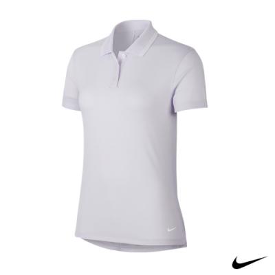 Nike 女 短袖POLO衫 粉紫 BV0218-509