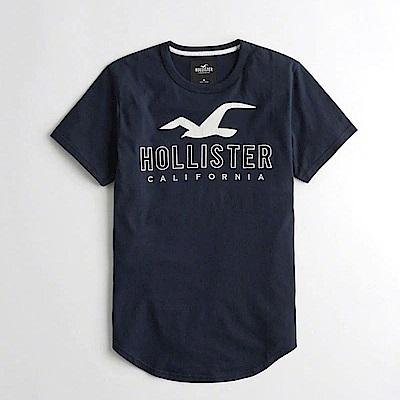 Hollister HCO  短袖 T恤 藍色 0895