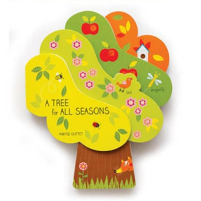 A Tree For All Seasons 四季硬頁書