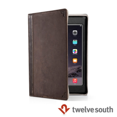 Twelve South BookBook 復古書 iPad Air/Air2 保護套