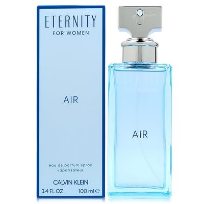 CALVIN KLEIN ETERNITY AIR 永恆純淨女性淡香精 100ML (平行輸入)