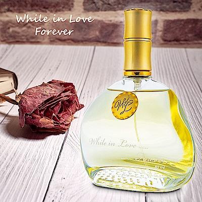 Rasasi拉莎斯 While in Love Forever愛無止境 竹葉與柑橘 香水80ml