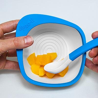 美國 Zoli 寶寶餵食餐碗組附湯匙 (3種顏色)