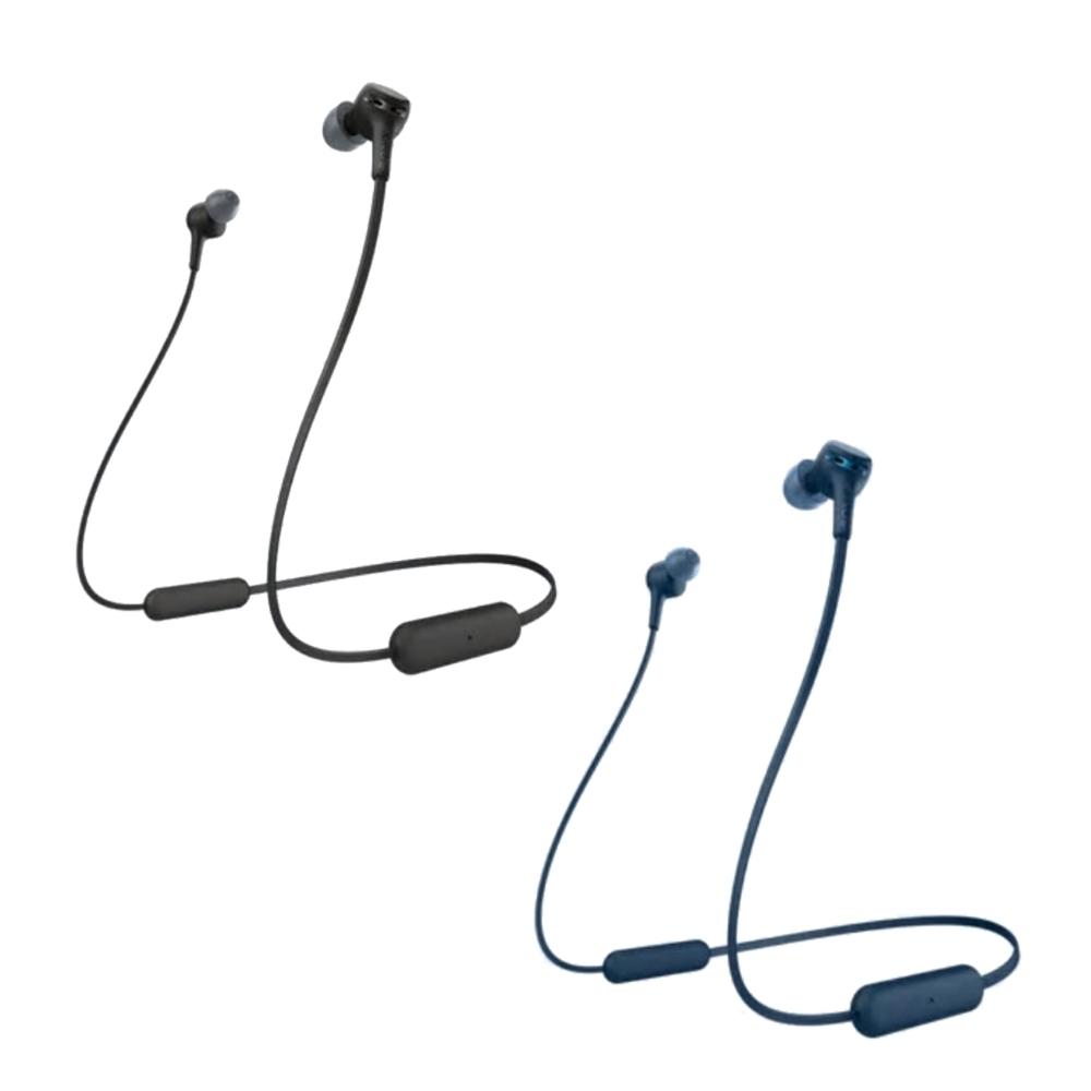 SONY 無線藍牙入耳式耳機 WI-XB400 (公司貨) 電池續航力長達15小時