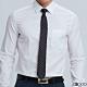G2000絲質條紋配襯領帶-黑色 product thumbnail 1
