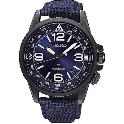 SEIKO 精工Prospex 空軍飛行機械錶(SRPC31J1)-藍/42mm