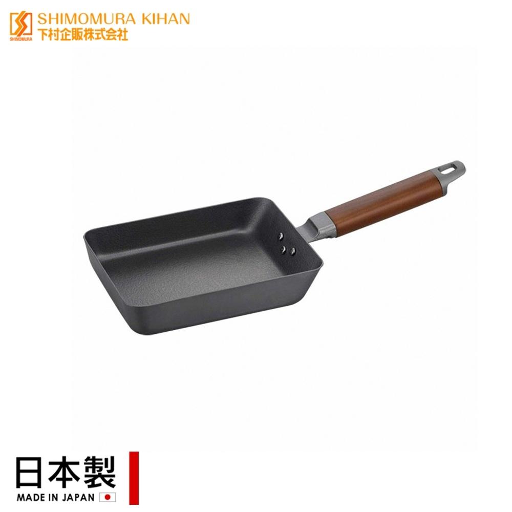 日本下村工業 日本製IH窒化鐵玉子燒鍋