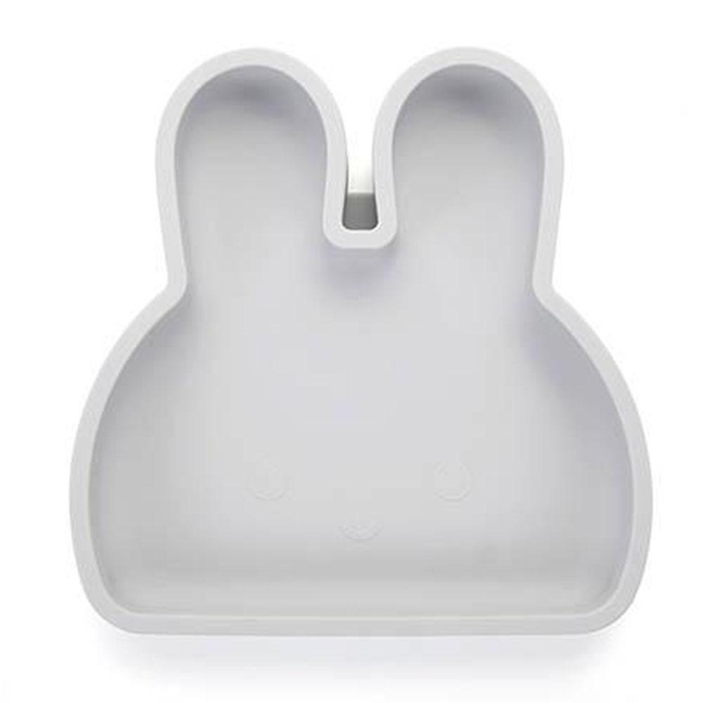 新加坡bopomofo 兔兔矽膠餐盤-芝麻牛奶