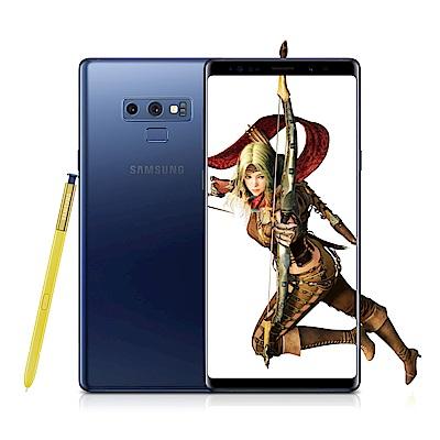(無卡分期12期)Samsung Galaxy Note 9 (6G/128G)黑色沙漠版
