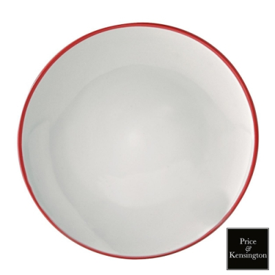 P&K COSMOS系列26.5CM晚餐盤-紅色