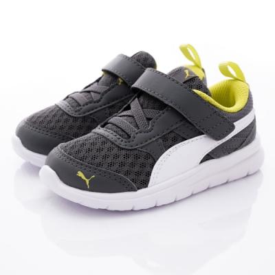 PUMA童鞋 經典流線鞋款 ON90684-14灰(小童段)