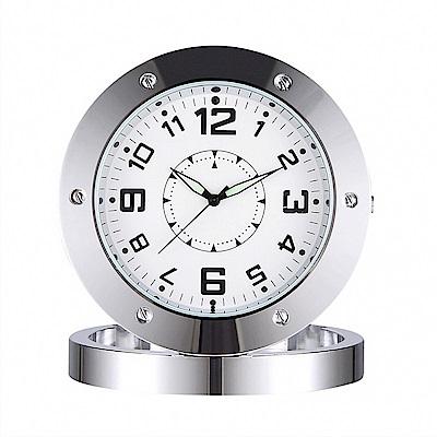 【升級版】高清鏡頭聲控啟動密錄座鐘(蒐證/監控/隱密)