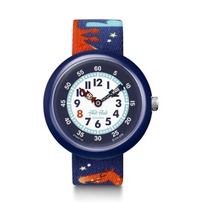 FlikFlak 兒童錶 DRAGGY - 31.85mm