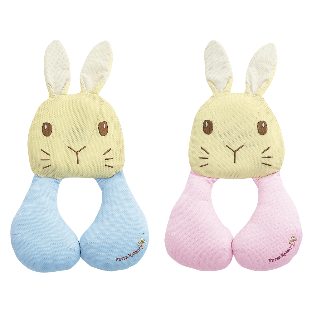 奇哥 比得兔透氣推車/汽座護頸枕(2色選擇)