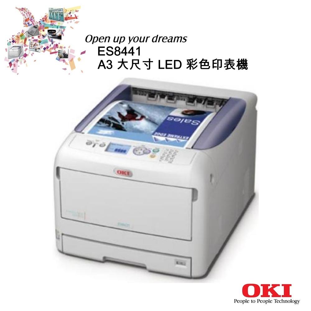 OKI ES8441 LED A3彩色雷射印表機 @ Y!購物