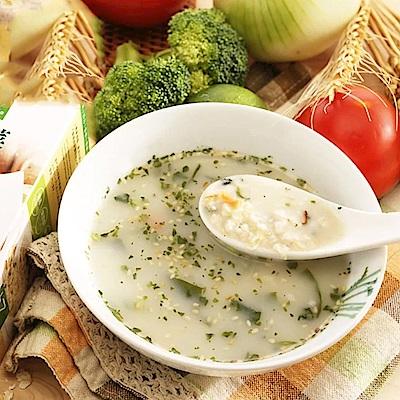 ANNJACK安納爵 好滿足 輕快燕麥餐-雞汁蔬菜口味(30g*7包/盒)