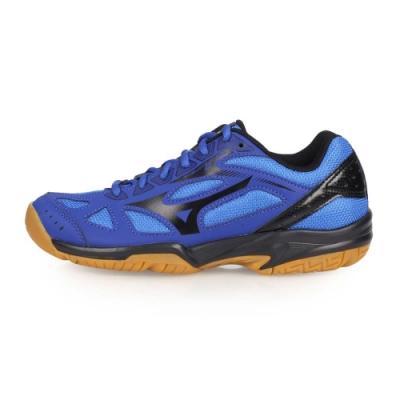 MIZUNO CYCLONE SPEED 2 男女排球鞋- 藍黑