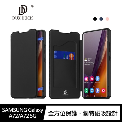 DUX DUCIS SAMSUNG Galaxy A72/A72 5G SKIN X 皮套#手機殼 #皮套 #保護套 #可立支架