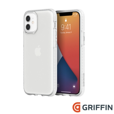 Griffin Survivor Clear iPhone 12 mini 透明軍規防摔殼