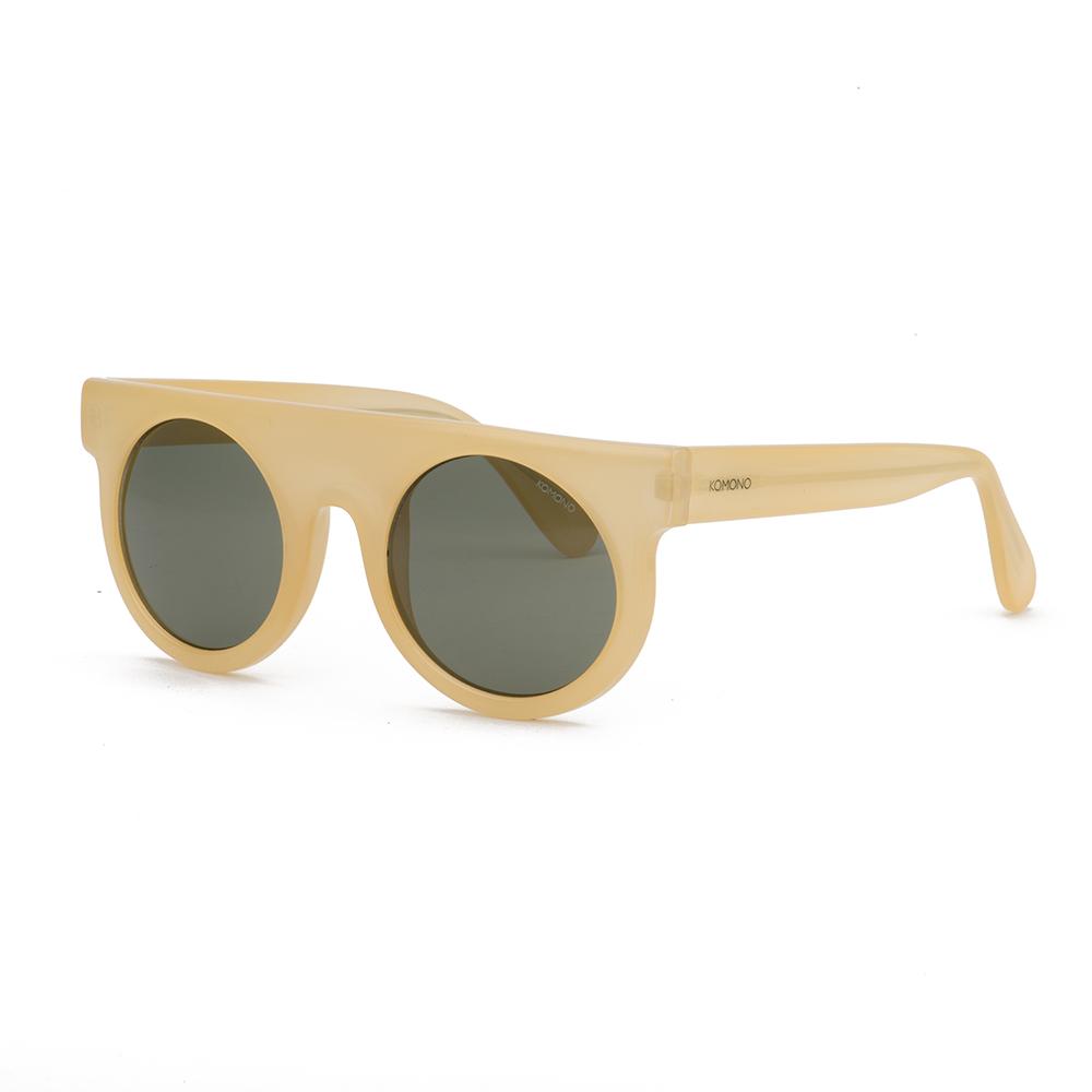 KOMONO 太陽眼鏡 Hippolyte 嬉波系列-米色象牙