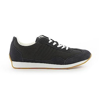 【TOP GIRL】古著風復古慢跑休閒鞋-藍
