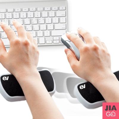 JIAGO 360度可移動滑鼠護腕墊