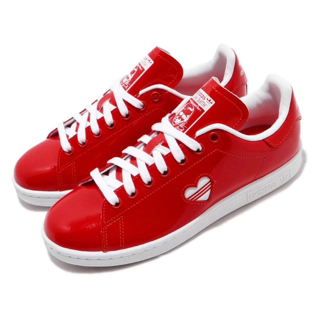 adidas 休閒鞋 Stan Smith 低筒 女鞋