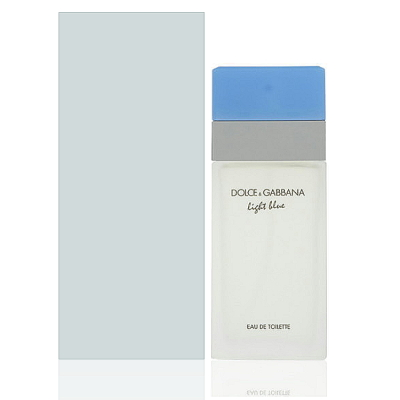 Dolce & Gabbana Light Blue 淺藍淡香水 100ml Test