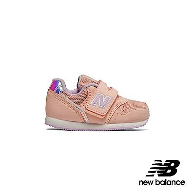 New Balance 復古鞋_IV996M2_兒童_粉橘