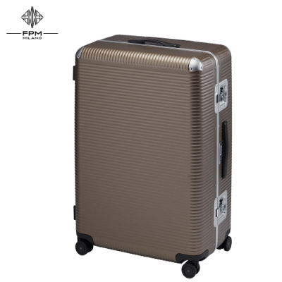 FPM MILANO BANK LIGHT Almond系列 31吋運動行李箱 摩登金