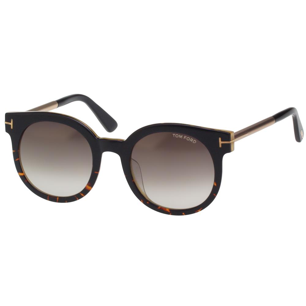 TOMFORD  太陽眼鏡(豹紋色)TF435F