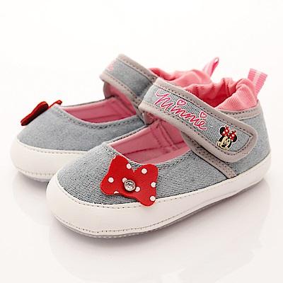 迪士尼童鞋 米妮娃娃鞋款 ON17210藍(小童段)