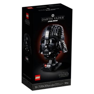 樂高LEGO 星際大戰系列 - LT75304 Darth Vader Helmet