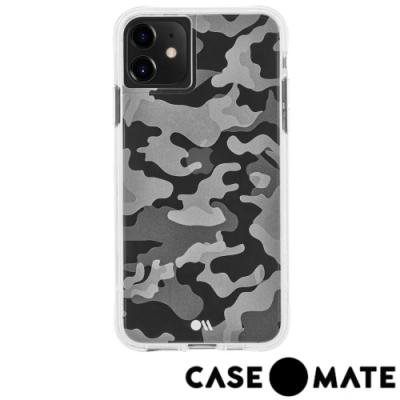 美國 Case●Mate iPhone 11 Camo 強悍防摔手機保護殼 - 透明迷彩