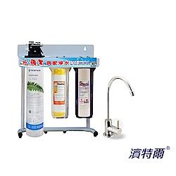 濱特爾公司貨 Everpure QL3-S100 三道淨水系統