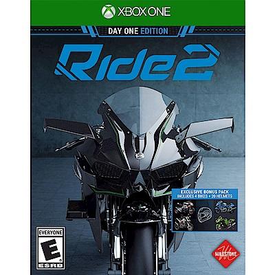 極速騎行 2 首日版 RIDE 2 -XBOX ONE 英文美版