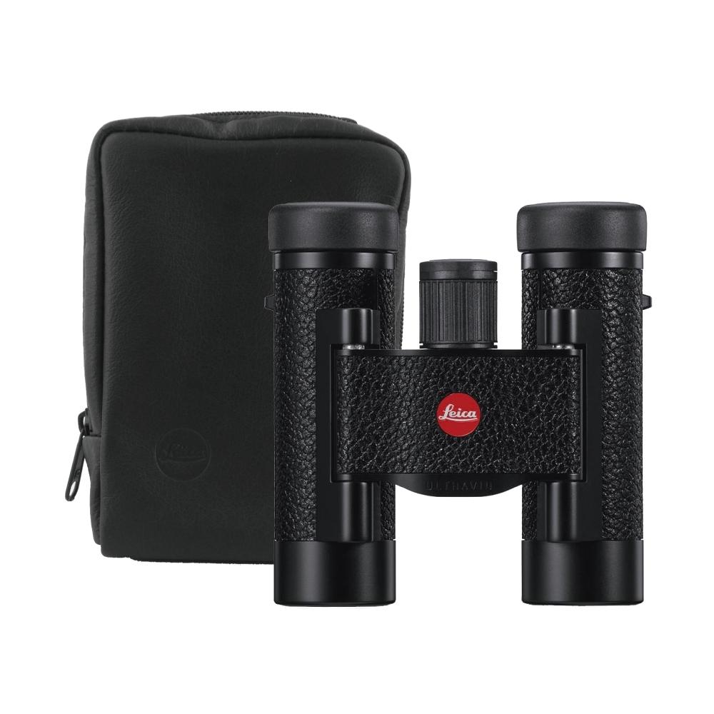 2019全新版! LEICA ULTRAVID 8X20 皮革雙筒望遠鏡-黑(德國製)