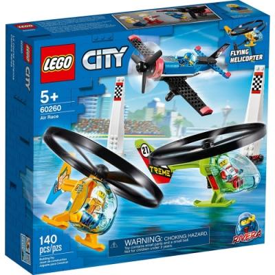 樂高LEGO 城市系列 - LT60260 空中競技飛行賽