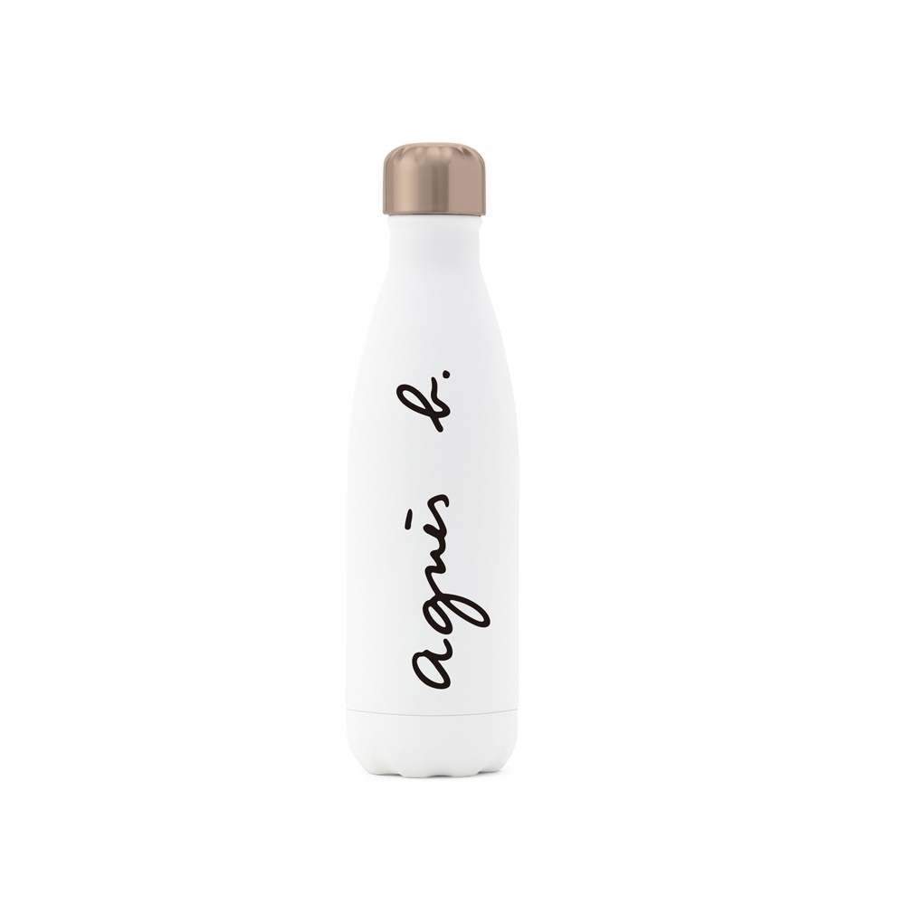 agnes b- logo可樂形保溫瓶 (三色) product image 1