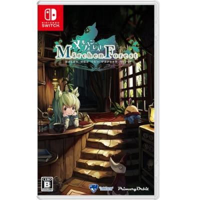 童話森林 中文版 Nintendo Switch