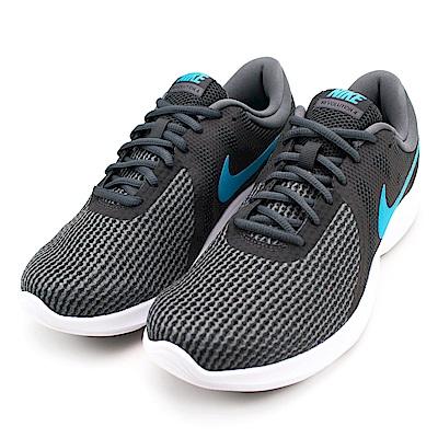NIKE-男慢跑鞋908988003-灰