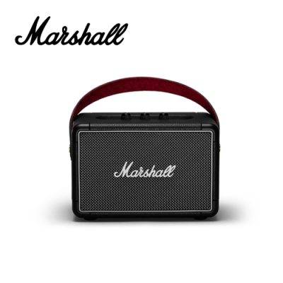 [無卡分期-12期] Marshall Kilburn II 攜帶式藍芽喇叭 經典黑色款