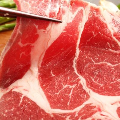 【上野物產】美國1855安格斯霜降牛排100盎司超激安組 x15片(200g土10%/片)