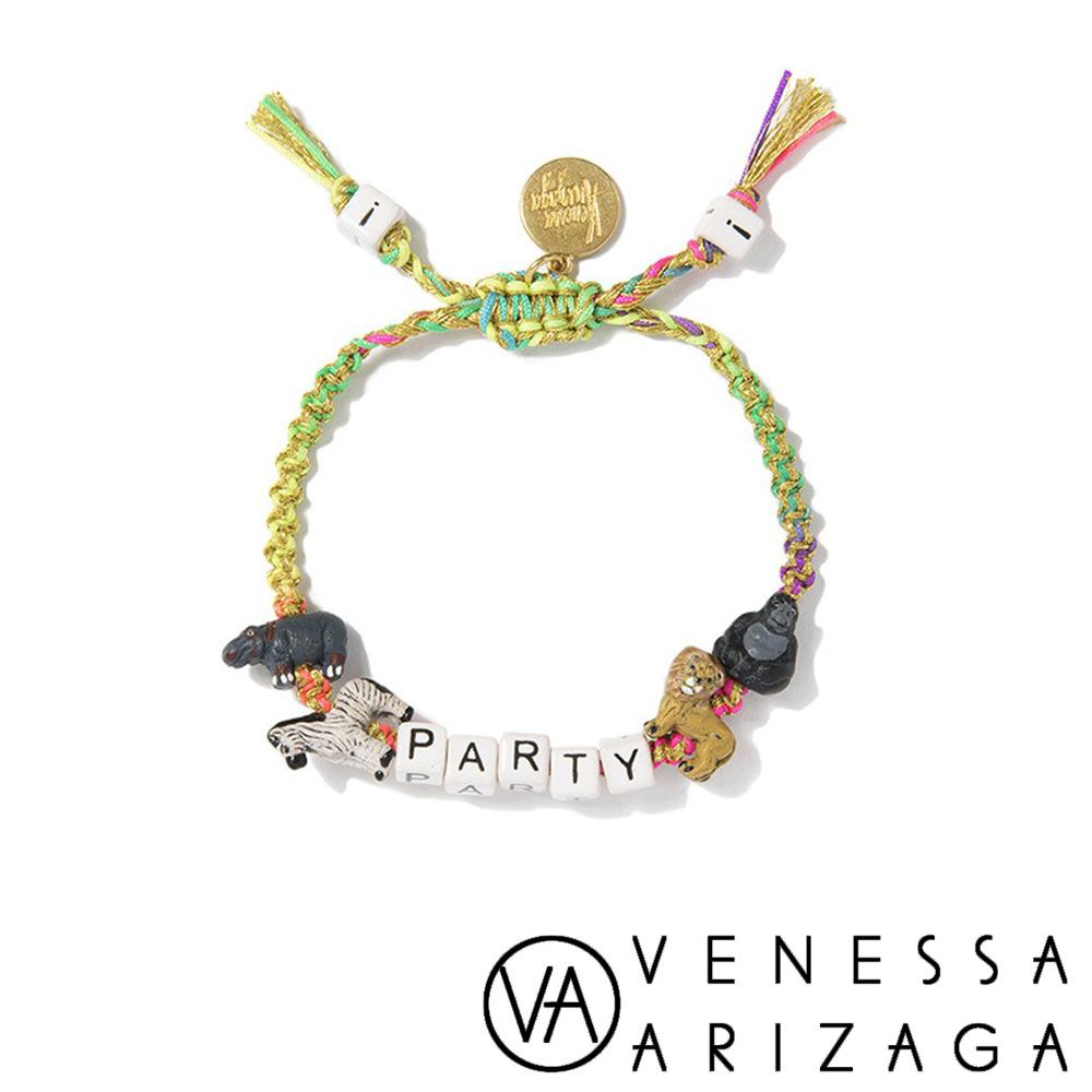 Venessa Arizaga PARTY ANIMALS 彩色沙灘手鍊