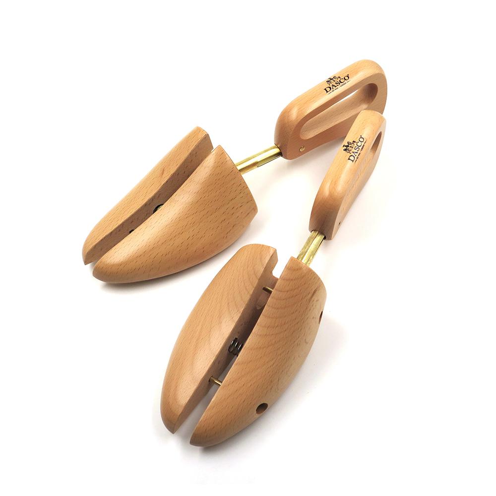 糊塗鞋匠 優質鞋材 A68 DASCO 661櫸木鞋撐 (雙)